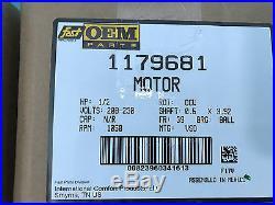 1179681 ICP Heil Tempstar 1/2 HP 230v X13 Furnace Blower Motor & Module