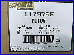 1179755 ICP Heil Tempstar 1/2 HP 230v X13 Furnace Blower Motor & Module