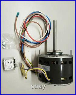 1/3 HP 1075 RPM 230 Volt 3 Speed Furnace Air Handler Blower Motor for Fasco D923