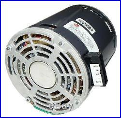 1 hp 1100 RPM 4-Speed 208-230V 5.6 Blower Motor Nidec # 4670