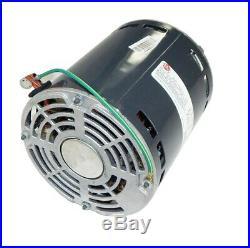 3/4 hp 900 RPM 4-Speed 115V 5.6 Blower Motor Nidec # 1125