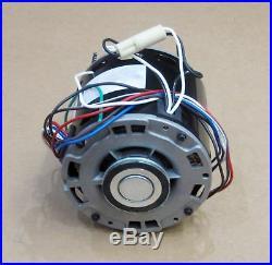 43588 1/2 hp 1075 rpm 230 volts 3 Speed Furnace Air Handler Blower Fan Motor