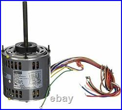4 Speed Direct Drive Furnace Blower Motor with Reversible Rotation & 1/2 HP D701
