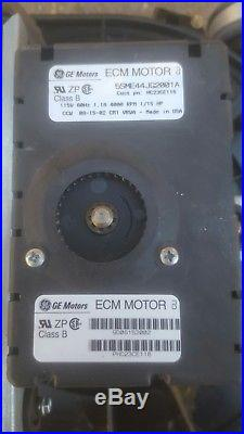 5SME44JG2001A Furnace ECM Draft Inducer Blower Motor P/N HC23CE116