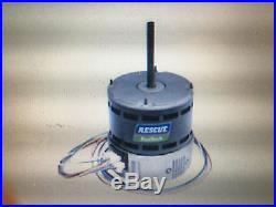 5.6 OAO BPM Rescue EcoTech Direct Drive Blower Motor 1/2 1/3 1/4 HP FURNACE