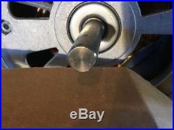 BECKETT 1/2 HP Motor 115 208 230V Oil Burner Blower 3450 RPM Furnace NOS 21401
