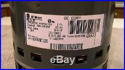 CARRIER BRYANT PAYNE OEM FURNACE ECM PROGRAMMABLE BLOWER MOTOR HD46AE120