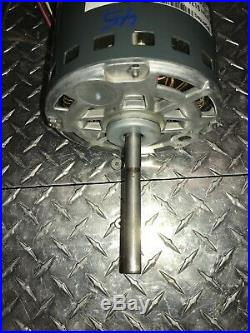 Carrier / Bryant Gas Furnace BLOWER MOTOR part # HC45AE118A GE 5KCP39PGS171S