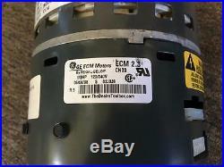 Carrier Bryant HD44AE116 G. E ECM Variable Speed Blower Motor 2.3 2008