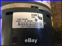 Carrier Bryant HD44AE116 G. E ECM Variable Speed Blower Motor 2.3 2010