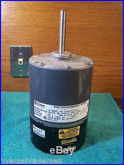 Carrier Bryant HD52AE116 1-HP Furnace blower motor and ECM 2.0 controller module