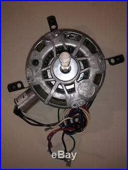 Carrier Bryant Payne 1/2 HP 115 Furnace BLOWER MOTOR HB46TR113 HB46TR113A