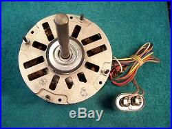 Carrier Bryant Payne A O S Smith 3/4HP furnace blower motor HC45AE115 HC45AE118