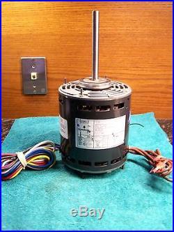 Carrier Bryant Payne Emerson 3/4 HP furnace blower motor HC45AE115 HC45AE118