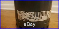 Carrier Bryant Payne HD52RE122 5SME39SXL3008A 1HP ECM 3.0 Furnace Blower Motor