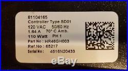 Carrier/Bryant/Payne HR46GH003 340793-762 Furnace ECM Draft Inducer Blower Motor