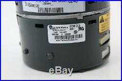 Carrier Furnace GE Fan Blower Motor Assembly ECM HD44RE120 5SME39HL0240