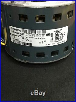 Carrier/GE/Gentec HC41AE117 Furnace Blower Motor
