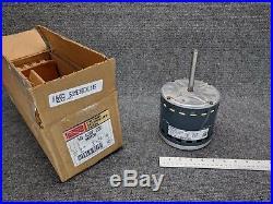Carrier HD42AE235 Motor 5SME39DXL149 1/3HP 230 1050RPM Furnace Blower Fan Genteq