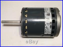 Carrier HD46AR246 Genteq 3/4 HP 230 Volt, X-13 Furnace Blower Motor, Complete