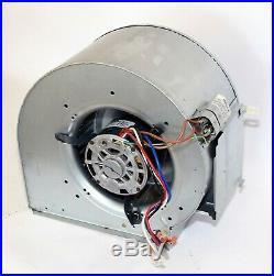 Carrier Payne furnace main blower fan with genteq HC41TE113 Motor 115V 1/3 HP