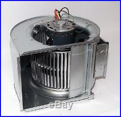 Carrier furnace main air blower fan assembly housing with for Carrier x13 blower motor