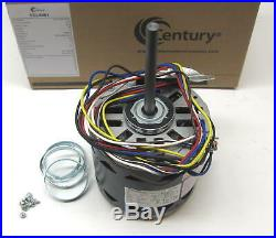 Century FDL6001 Furnace Air Handler Blower Motor for Rheem 51-23012-41 Multi HP