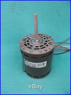 EMERSON K55HXBLW-6108 Furnace Blower Motor HQ1008619EM + Free 2 DAYS MAIL