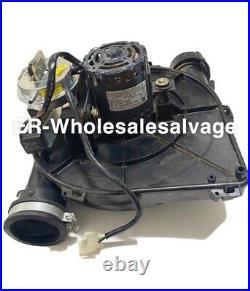 Emerson K33HXCHW-1017 / HC27CB115 Furnace Draft Inducer Blower Motor Assembly