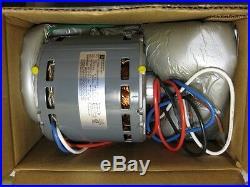 Emerson K55HXDFR-6847 Furnace Blower Fan Motor 1/3 HP 115 V 3 Speed 8067621