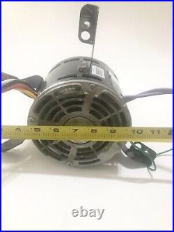 Emerson K55HXMAD-0337/100649-01 1/3HP 115V 1075RPM 4SPD Furnace Blower Motor
