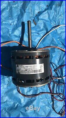 Emerson K55HXSEW-9056 1/2 HP 1PH RPM 1050/4 SPD Furnace Blower Motor