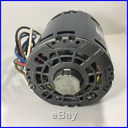Emerson York Luxaire Coleman Furnace Blower Motor 1hp 1075 RPM 3 Sp 024-23207001