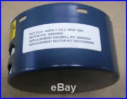 End Bell ECM for Amana Goodman Furnace Blower Motor 0231K00005A 1/2HP 20509208