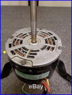 FASCO 7126-0411 Furnace Blower Motor 1/3HP 115V 1075RPM LENNOX 79A5201 1075 rpm