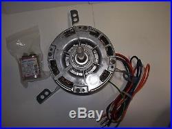 FURNACE FAN BLOWER MOTOR 1/3 HP. 1/2 Shaft 115 V. 1100 RPM 4 SPEED DIRECT DRIVE