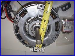 Furnace Fan Blower Motor 1 3 Hp 1 2 Shaft 115 V 1100 Rpm