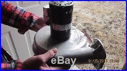 Fasco Inducer Furnace Blower Motor 7062-3971