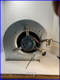 Furnace Blower Fan Housing with Motor and Pigtail