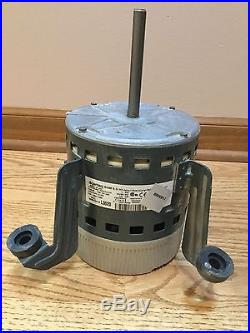 Furnace Blower Motor Genteq 1 2 Hp 3 0 Ecm Motor 5sme39hx
