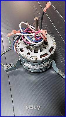 Furnace Blower Motor GE 5KCP39FG 1/3 HP 115Volt 1050/3SPD CPNB13400-21