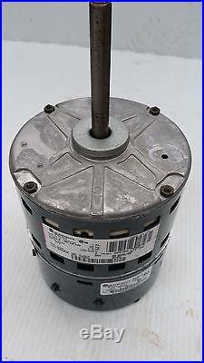 Furnace blower motor ge 5sme39hl0252 1 2 hp 120 240 volt for 1 2 hp furnace blower motor