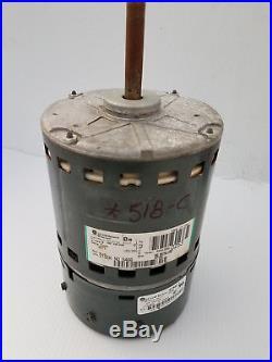 furnace blower motor ge 5sme39sl0253 1 hp 120/240 volt stock no5466 ecm  20510317
