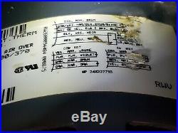 Furnace Motor & Blower (Like Blower 903866 Miller CMF 80), Shop Fan, Ventilator