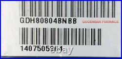GDH80804BNBB 0131F00022 Y7L623E21 Goodman furnace OEM blower motor
