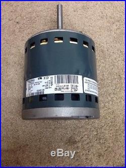Genteq 1 2 Hp 230v X13 Furnace Blower Motor Fm19 Furnace