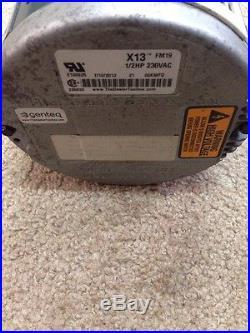 GE 1/2 HP 230v X13 Furnace Blower Motor FM19