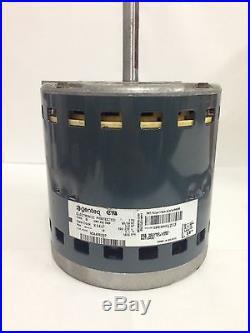 Ge 1 2 hp 230v x13 furnace blower motor fm19 endura pro for 1 2 hp furnace blower motor