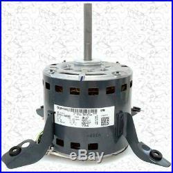 GE 1/3 HP 115 Volt 1075 RPM 4-Speed Furnace Blower Motor