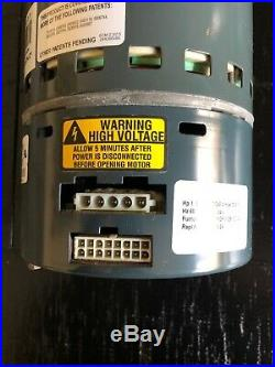 GE 52-24376-00, 5466 5SME39SL0324, CP04 ECM 2.3 1HP Furnace Blower Motor
